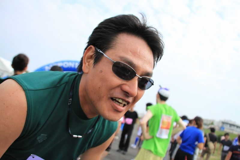 Nippon IT Charity Relay Race Runner 5